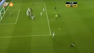 GOLO! Moreirense FC, Aníbal Capela aos 72', Sporting CP 2-2 Moreirense FC