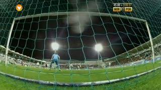 FC Porto, Jogada, João Moutinho aos 451'