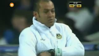 GOLO! Rio Ave FC, Braga aos 37', FC Porto 0-1 Rio Ave FC