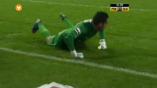 FC Porto, Jogada, Alex Sandro aos 41'