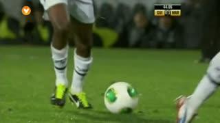 Vitória SC, Jogada, Amido Baldé aos 44'