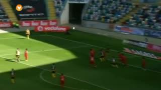 GOLO! Beira Mar, Yazalde aos 60', Beira Mar 1-0 Gil Vicente FC