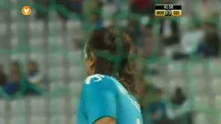 Vitória SC, Jogada, Rodrigo Defendi aos 42'