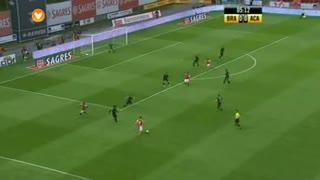 SC Braga, Jogada, Mossoró aos 5'