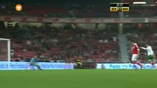 SL Benfica, Jogada, Cardozo aos 32'