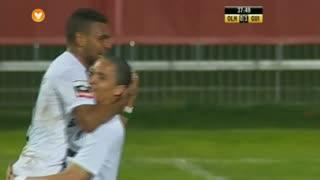 GOLO! Vitória SC, Soudani aos 38', SC Olhanense 0-1 Vitória SC