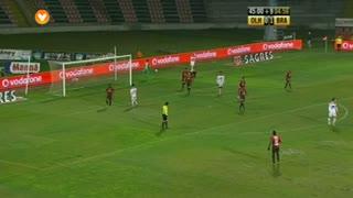 SC Braga, Jogada, Mossoró aos 45'