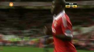 GOLO! SL Benfica, Lima aos 64', SL Benfica 4-0 Gil Vicente FC