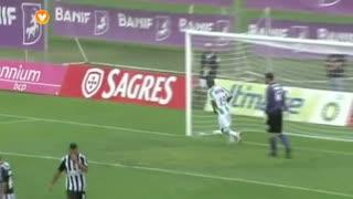 GOLO! Vitória FC, Meyong  aos 77', CD Nacional 2-1 Vitória FC