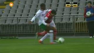 SC Braga, Jogada, Custodio aos 5'