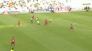 GOLO! Estoril Praia, Luís Leal aos 74', Gil Vicente FC 1-3 Estoril Praia
