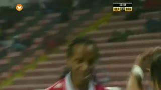 GOLO! SC Braga, Leandro Salino aos 11', SC Olhanense 0-1 SC Braga