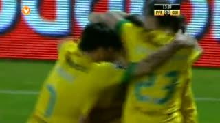 GOLO! FC P.Ferreira, Cicero aos 13', FC P.Ferreira 1-0 Vitória SC