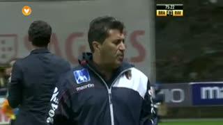 GOLO! SC Braga, Custodio aos 75', SC Braga 4-1 Rio Ave FC