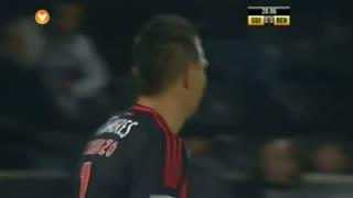 SL Benfica, Jogada, Cardozo aos 28'