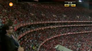 GOLO! SL Benfica, Maxi Pereira aos 68', SL Benfica 1-1 Estoril Praia