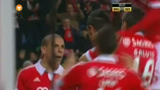 GOLO! SL Benfica, Cardozo aos 15', Beira Mar 0-1 SL Benfica