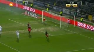 GOLO! SL Benfica, Cardozo aos 38', Vitória SC 0-1 SL Benfica