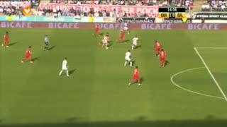 GOLO! Vitória SC, Soudani aos 14', Vitória SC 1-0 Gil Vicente FC