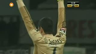 GOLO! SL Benfica, Salvio aos 52', SC Olhanense 0-1 SL Benfica