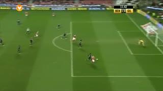 GOLO! SL Benfica, Maxi Pereira aos 12', SL Benfica 1-0 Gil Vicente FC
