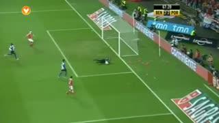 SL Benfica, Jogada, Salvio aos 67'