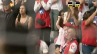 GOLO! SC Braga, Douglão aos 48', SC Braga 2-3 SC Olhanense