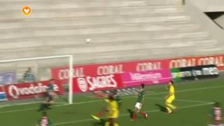GOLO! Rio Ave FC, A. Hassan aos 42', Marítimo M. 1-1 Rio Ave FC