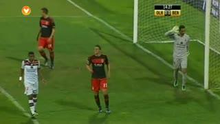 SL Benfica, Jogada, Rodrigo aos 15'
