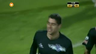 GOLO! Vitória SC, I. El Adoua aos 72', Vitória FC 0-2 Vitória SC