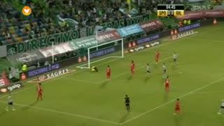 Sporting CP, Jogada, Pranjić aos 4'