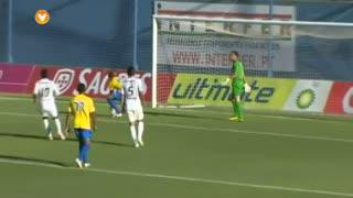 GOLO! Estoril Praia, Steven Vitoria aos 74', Estoril Praia 1-1 FC P.Ferreira