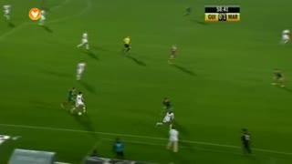 Marítimo M., Jogada, Danilo Dias aos 58'