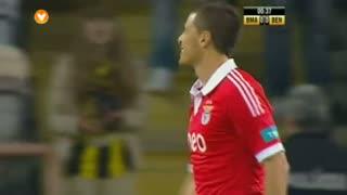 SL Benfica, Jogada, Lima aos 1'
