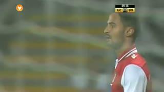 SC Braga, Jogada, Hélder Barbosa aos 9'