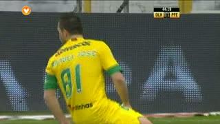 GOLO! FC P.Ferreira, Manuel José aos 44', SC Olhanense 1-2 FC P.Ferreira