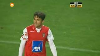 SC Braga, Jogada, Mossoró aos 54'