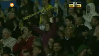 GOLO! Estoril Praia, Steven Vitoria aos 67', Estoril Praia 2-1 SC Braga
