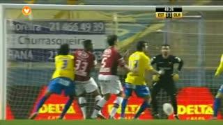 SC Olhanense, Jogada, Maurício aos 49'