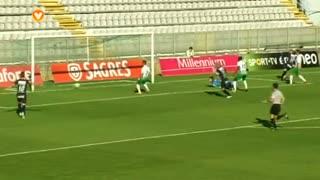 GOLO! Vitória FC, Bruninho aos 5', Moreirense FC 0-1 Vitória FC