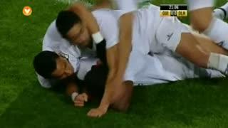 GOLO! Vitória SC, Amido Baldé aos 21', Vitória SC 1-0 SC Olhanense