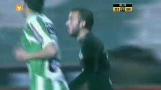 Vitória SC, Jogada, Tiago Rodrigues aos 4'