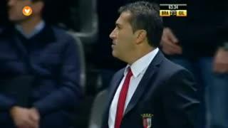 GOLO! SC Braga, Alan aos 64', SC Braga 2-1 Gil Vicente FC