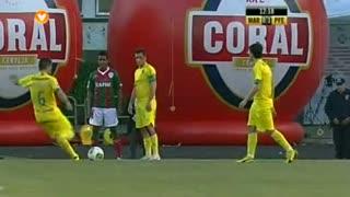 FC P.Ferreira, Jogada, Vítor aos 12'