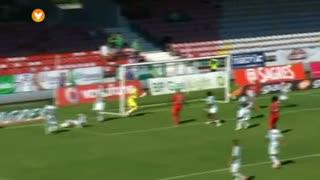 Gil Vicente FC, Jogada, Leonardo aos 16'