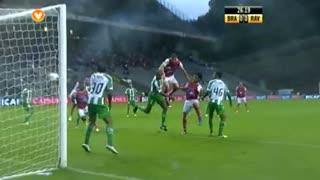 SC Braga, Jogada, Custodio aos 25'