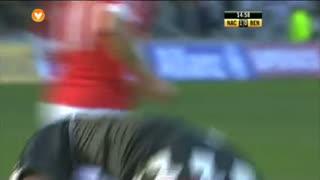 GOLO! SL Benfica, Mexer (p.b.) aos 15', CD Nacional 1-1 SL Benfica