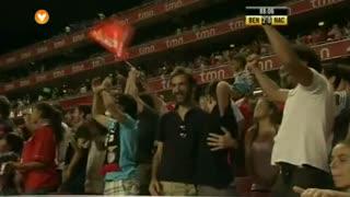 GOLO! SL Benfica, Cardozo aos 88', SL Benfica 3-0 CD Nacional