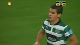 Sporting CP, Jogada, V. Viola aos 77'