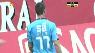 Gil Vicente FC, Jogada, Pedro Pereira aos 1'